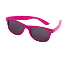Brillen: Bril Blues Brothers Neon Pink