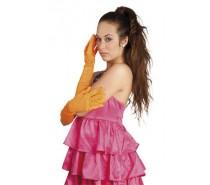 Handschoenen:  Elleboog Nice Neon Oranje