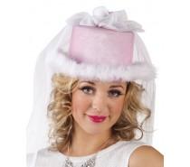 Hoed Pink bride