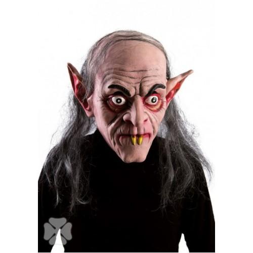 Latex Masker Bald Vampire