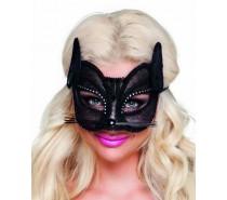 Oogmaskers: Kat de luxe