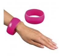 Armband: Retro roze