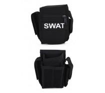 Tassen: Riemtas SWAT zwart