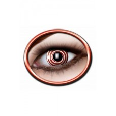 Lenzen: Red Spiral Lenses (3 Months)