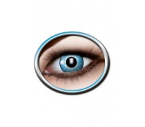 Lenzen: Electro Blue Lenses (3 Months)