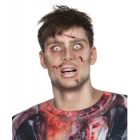 Lenzen: White Zombie Lenses (3 Months)