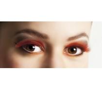 Wimpers Zelfklevend: Basic Rood