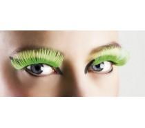 Wimpers Zelfklevend: XL Neon Groen