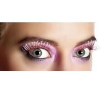 Wimpers Zelfklevend: Holographic pink