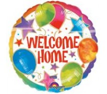 Folie Ballon: Welcome Home