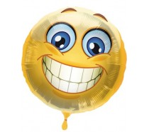 Folie Ballon: Smile