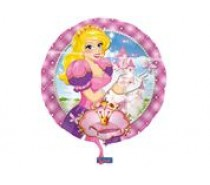 Folie Ballon: Princes Rose