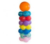 Balloon Pilar Kit incl base 1.2mtr