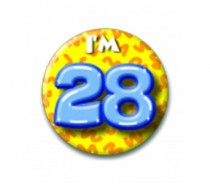 Button 28 jaar
