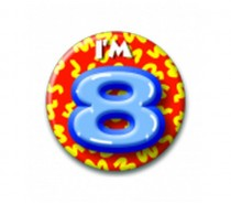 Button 08 jaar