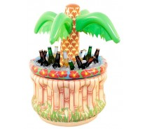 Hawai Opblaasbare Palm tree cooler 62cm