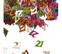 Tafeldeco/sier-confetti: 21