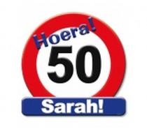 Huldeschilden 07: Sarah