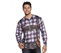 Photorealistic shirt: Werner