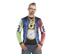 Photorealistic shirt: Rapper