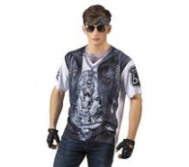 Photorealistic shirt: Rider
