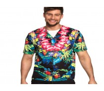 Photorealistic shirt: Beach boy