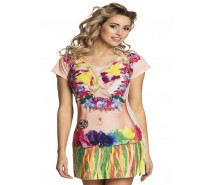 Photorealistic shirt: dress Beach babe
