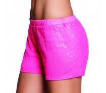 Hotpants Sequins Neonrose