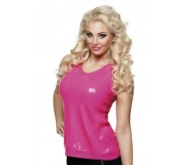 Top Sequens Roze