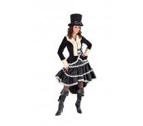 Steampunk  Black