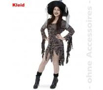 Halloween: Voodoo Qeen Jurk
