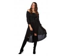 Basis jurk zwart