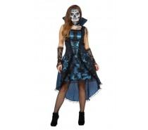 Vampire Lady blue