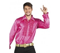 Party shirt knalroze