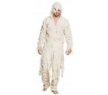 Halloween: Volwassenenkostuum Mummie