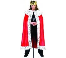 Konings Cape Arthur rood